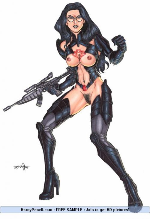 erotic cartoons baroness