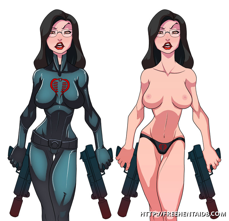 GI JOE Sex